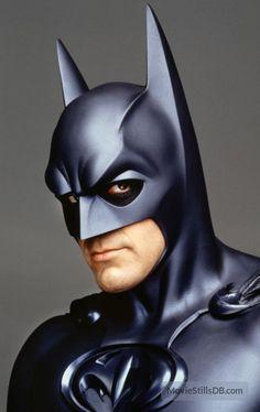 N°11 - George Clooney as Bruce Wayne / Batman - Batman and Robin by Joel Schumacher - 1997