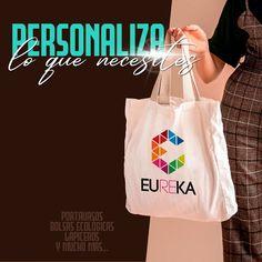 Las bolsas personalizadas son ideales para tus eventos, congresos ó ferias y son una efectiva publicidad para tu marca.  Eureka, ¡más diseño, más alegría! Tel. 325 5278 / 314 790 8139 Pereira