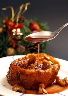 Rabanadas - Portugese dessert eaten in Brazil, similar to french toast, but eaten especially at Christmas.