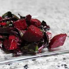 Prepare to Become Addicted to This Veggie Dish Balsamic Roasted Beets