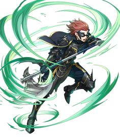 Gerome: Masked Rider