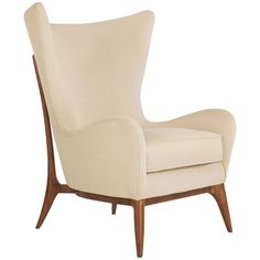 Caracole Upholstered Living Room Chair