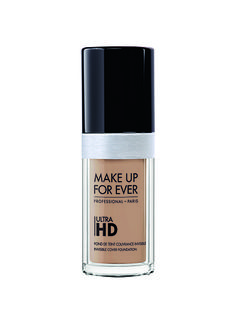 Best of Beauty 2015 Winner -- The best full coverage foundation: Make Up For Ever Ultra HD Invisible Cover Foundation | allure.com