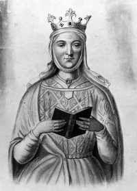 Eleanor of_Aquitaine (1123-1202)