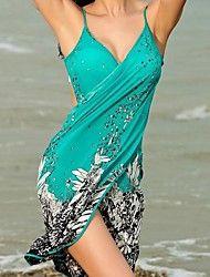 Verano Nueva Mujer Look Slimmer suelta encubrimie... – MXN $ 152.02