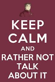 Jim - Keep Calm & I Rather Not Talk About It : Code Lyoko