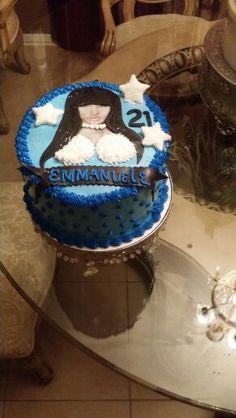 Nicki Minaj birthday cake!