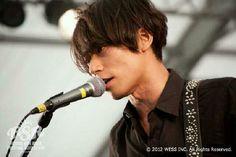 [Champagne]川上洋平2012/8/10「RISING SUN ROCK FESTIVAL2012inEZO」@石狩湾新港樽川ふ頭横特設ステージ