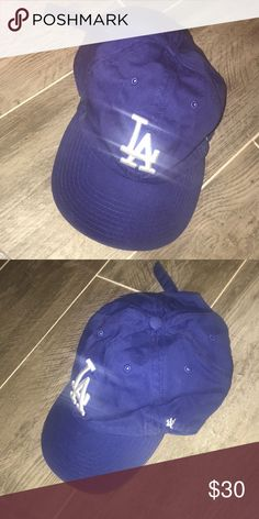 98c21ada738 LA Dodgers baseball hat Dodgers hat good condition 47 Other Dodgers  Baseball