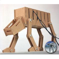 Otro gran regalo para amantes de Star Wars. Un organizador de cables