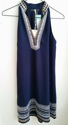 THML Chana embroidered dress-- OBSESSED https://www.stitchfix.com/referral/5939587