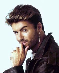 George Michael ft Mutya Buena This Is Not Real Love George Michael 80s, George Michel, Michael Love, I Love Music, Pop Music, Beautiful Voice, Beautiful Men, Andrew Ridgeley, Record Producer