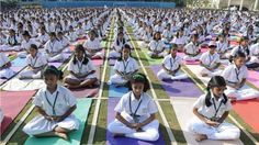 India now has a Minister of Yoga — and he wants India's cultural bliss back - THE SYDNEY MORNING HERALD #India, #Yoga