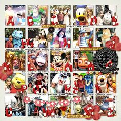 Disney a to z .  Would be a fun thing to take a picture from A to Z, add another element of fun!