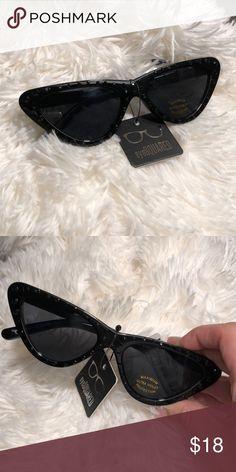5da6259da88c Luxury Black Cat Eye Sunglasses Black Cat Eye Sunglasses High Quality  Sunglasses Glossy Frames Maximum Ultra