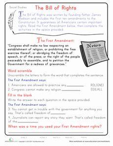 teaching the constitution | Fifth Grade Social Studies | Pinterest ...