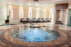 The Tatewari Spa in Nuevo Vallarta is a unique sq ft. full-service spa that has 14 treatments suites, one VIP suite, a beauty salon, and a plethora of spa services designed to pamper you and leave you feeling more relaxed than ever!