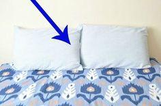 Me a Body pillow From 2 Regular Size Pillows.