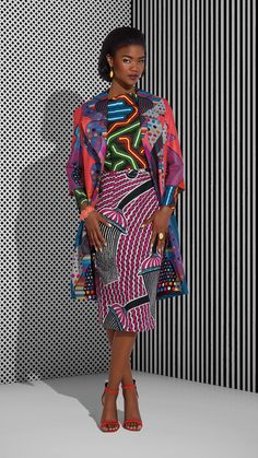 MAIN ATTRACTION | Vlisco V-Inspired