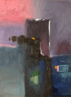 Original Abstarct Oil Painting by MJumatate on Etsy, $50.00