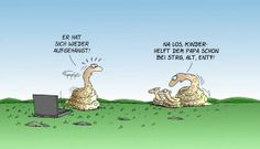 Uli Stein — Cartoons & Fotografie | CARTOONS - ulistein.de Cartoons Love, Cartoon Jokes, Big Love, Laugh Out Loud, Laughter, Haha, Comedy, Funny Pictures, Joker