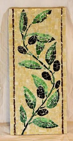 olives mosaic ile ilgili görsel sonucu