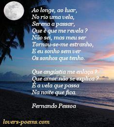 Poema de Fernando Pessoa