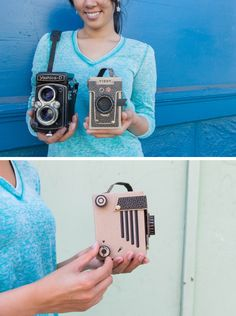 This pinhole camera is so super easy to build!