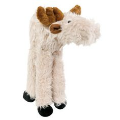 ToyShoppe® Plush Floppy Legged Friends for Big Dogs