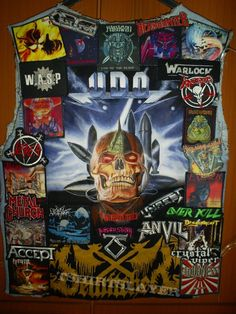 Combat Jacket, Battle Jacket, Punk Jackets, Denim Jackets, Glam Metal, Death Metal, Rock N Roll, I Am Awesome, Give It To Me