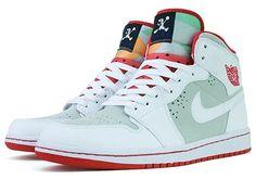 new style 8f64c 9d720 hare jordan Jordan Retro 1, Jordan 7, Air Jordan Shoes, New Basketball Shoes