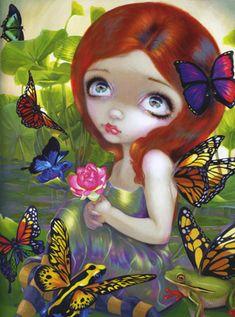 jasmine becket-griffith fairies 2015 - Google Search