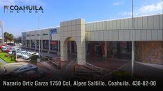 Te esperamos. Adquiere tu vehiculo en la agencia mas importante de Saltillo. Coahuila Motors.