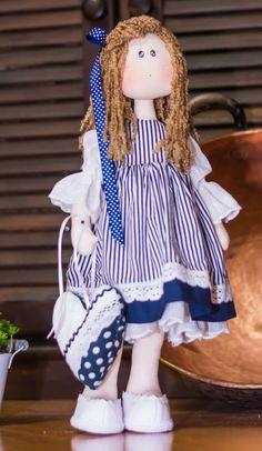 Clara - Colecao Madeleine (projeto) - Casinha de Bonecas