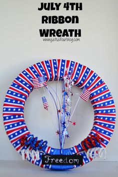 The 36th AVENUE   4th of July Decorations and Recipes