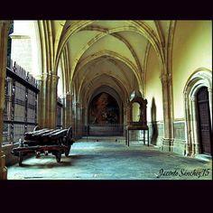 """Claustro de la Catedral #Toledo  #igerstoledo"" Photo taken by @fotoledo on Instagram, pinned via the InstaPin iOS App! http://www.instapinapp.com (04/04/2015)"