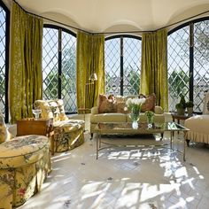Leaded Beveled Glass Window Design Ideas, Pictures, Remodel and Decor Leaded Glass Windows, Casement Windows, Arched Windows, Large Windows, Ceiling Windows, Glass Door, Home Design, Interior Design, Design Ideas