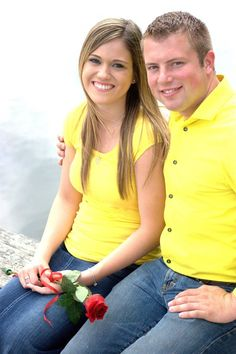 Zach and His Beautiful Sweetheart, Whitney. We love Whitney!!!!!!
