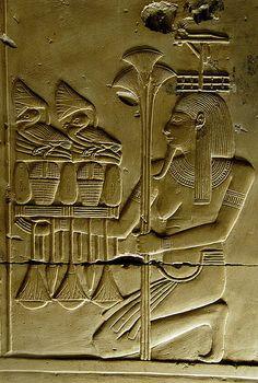 Abydos carving, Egypt #egypt #egyptian #art #sculpture