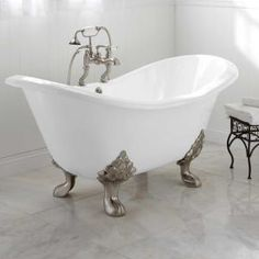 Youu0027ll Love These Small And Affordable Clawfoot Tubs