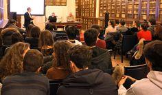 Giorno del ricordo gli studenti di Macerata incontrano la storia in biblioteca