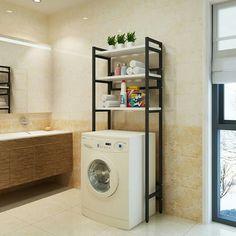 die besten 25 waschmaschinen regal ideen auf pinterest regal ber waschmaschine die. Black Bedroom Furniture Sets. Home Design Ideas