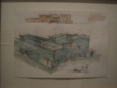 sketch Peter Zumthor