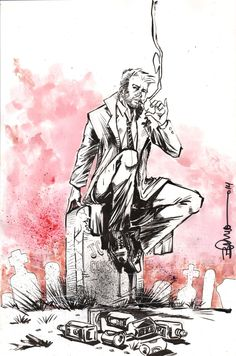 Constantine by Breno Tamura