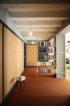 Metaphisical Remix: Apartment in Turin by UDA Architetti.