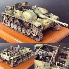 Stug III Ausf.G 1/35 Dragon. Modeler Hiroshi Takashima #scalemodel #scalemodelkit #plastimodelismo #plasticmodel #plastimodelo #miniatura #miniature #maqueta #maquette #modelismo #modelism #modelisme #miniatur #war #guerra #guerre #bataille #usinadoskits #udk #hobby #diorama #passatempo #tiempolibre #ミニチュア #моделизм