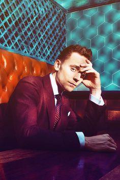 hiddlestained:  ☀ Favorite Tom Hiddleston Photos ☀ #03/??