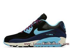 the latest 9ca2c a212d Nike WMNS Air Max 90 LTR Trainers Suede 768887 400 Chausport Nike prix Pour  Femme Enfant