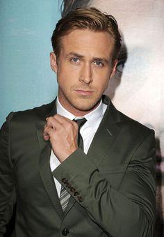 Ryan Gosling  Oh man..