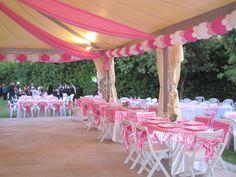 mesas decoradas para fiestas - Buscar con Google